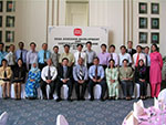 Sime Darby group picture at KLGCC